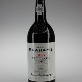 1980 Graham's Port - 750 mL