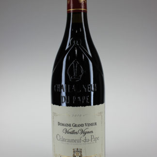 2010 Grand Veneur Chateauneuf Du Pape Vv - 750 mL