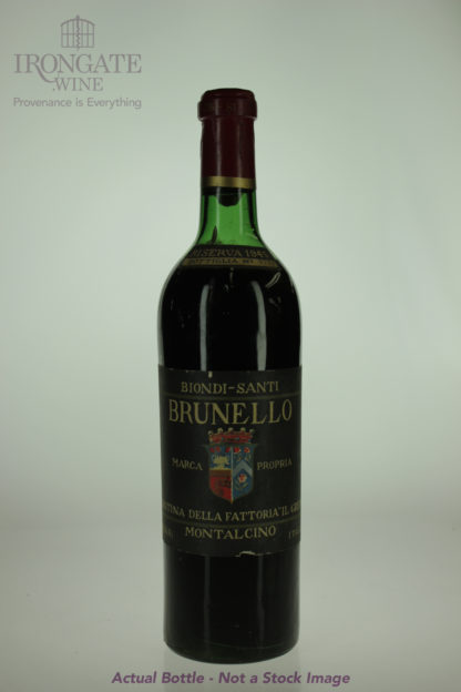 1945 Biondi Santi Brunello Montalcino Riserva - 750 mL