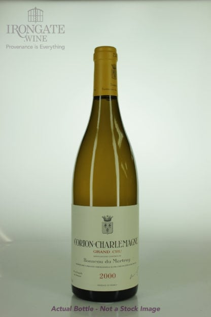 2000 Bonneau Martray Corton Charlemagne Blanc - 750 mL