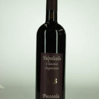 2001 Tommaso Bussola Valpolicella Classico Superiore Tb - 750 mL