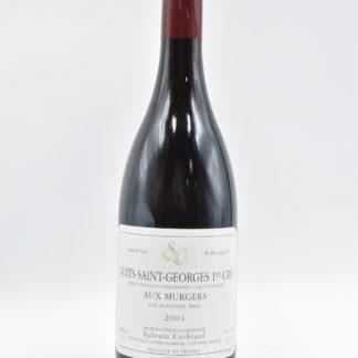 2004 Sylvain Cathiard Nuits Saint Georges Murgers - 750 mL