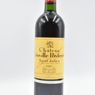 2002 Leoville Poyferre - 750 mL