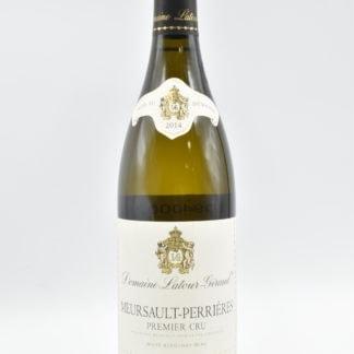 2014 Latour Giraud Meursault Perrieres Blanc - 750 mL