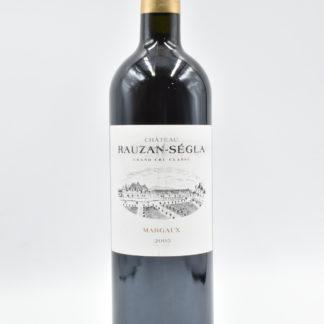 2005 Rauzan Segla - 750 mL