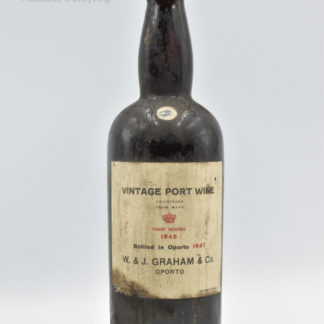 1945 Graham Vintage Port - 750 mL