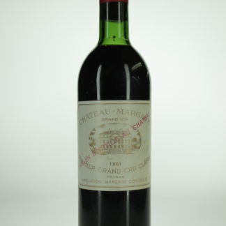 1961 Margaux (Very Top Shoulder) - 750 mL