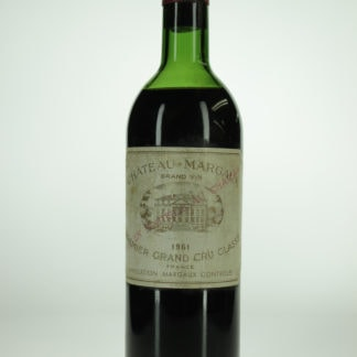 1961 Margaux (Top Shoulder) - 750 mL