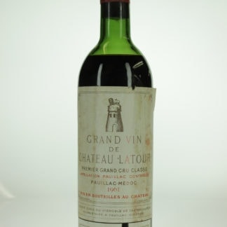 1961 Latour (Mid Shoulder/Label Condition) - 750 mL