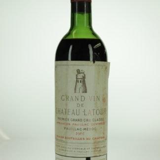 1961 Latour (Mid Shoulder/Label Condition) - 750 mL
