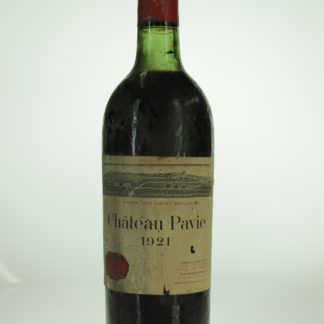 1921 Pavie (Very Top Shoulder) - 750 mL