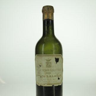 1928 Pichon Lalande (Very Low Fill) - 375ml