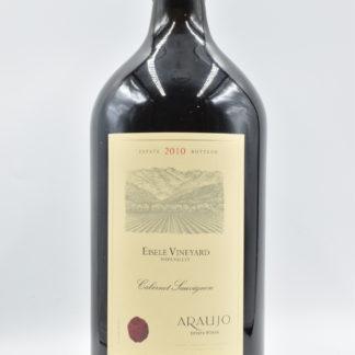 2010 Araujo Eisele Cabernet Sauvignon - 3000ml