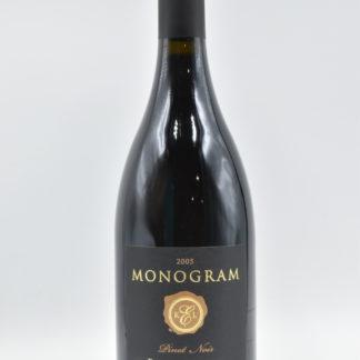 2005 Serene Willamette Pinot Noir Monogram - 750ml