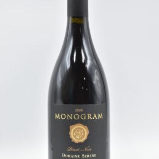 2008 Serene Willamette Pinot Noir Monogram - 750ml