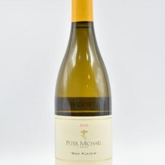 2016 Peter Michael Mon Plaisir Chardonnay - 750ml