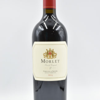 2015 Morlet Force Nature Cabernet Franc - 750ml