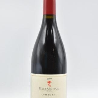 2011 Peter Michael Sonoma Coast Pinot Noir Clos Ciel - 750ml