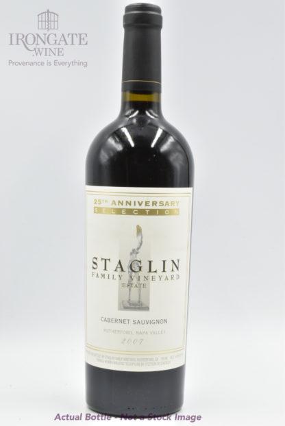 2007 Staglin Cabernet Sauvignon 25th Anniversary Selection - 750ml