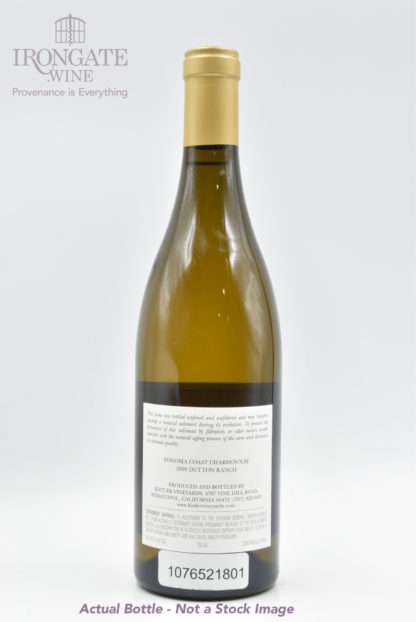 2009 Kistler Dutton Ranch Chardonnay - 750ml
