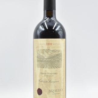 2008 Araujo Eisele Cabernet Sauvignon (Label condition) - 750ml