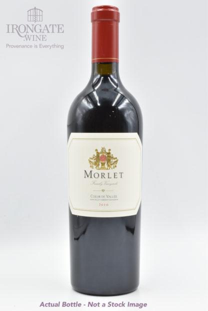 2010 Morlet Oakville Cabernet Sauvignon Coeur Vallee - 750ml