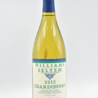 2012 Williams Selyem Olivet Lane Chardonnay - 750ml