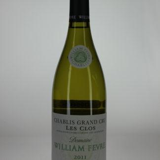 2011 Domaine William Fevre Chablis Clos - 750 mL