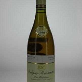 1996 Etienne Sauzet Puligny Montrachet Folatieres - 750 mL