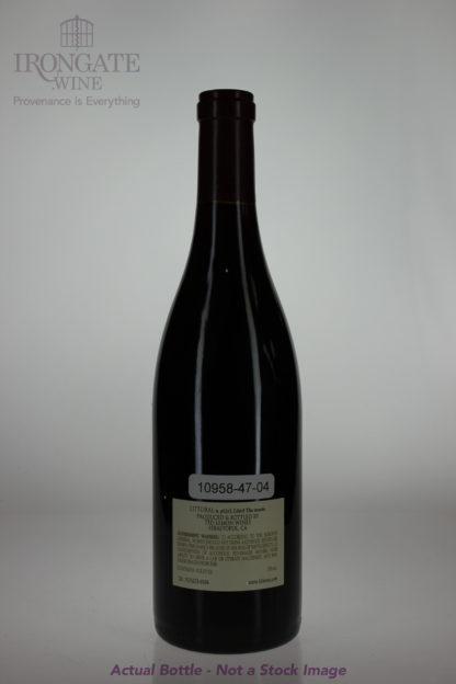 2012 Littorai Savoy Vineyard Pinot Noir - 750 mL