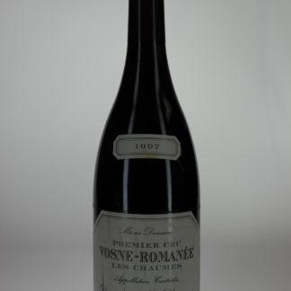 1997 Meo Camuzet Vosne Romanee Chaumes - 750 mL