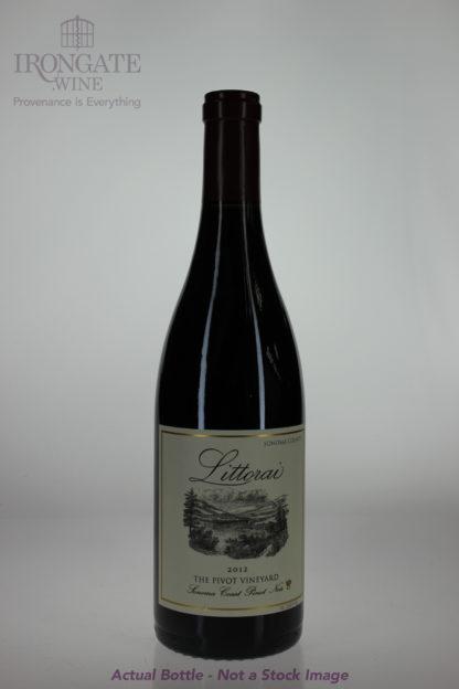 2012 Littorai Sonoma Coast Pinot Noir Pivot - 750 mL