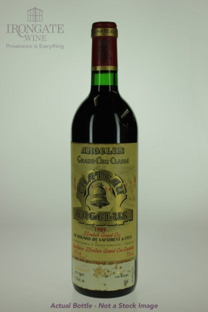 1989 Angelus (Label Condition) - 750 mL