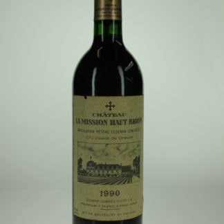 1990 Mission Haut Brion - 750 mL