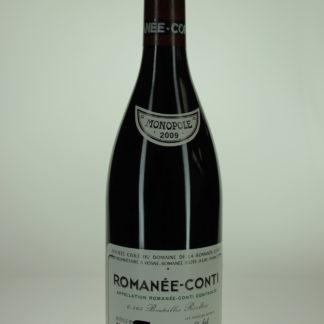 2009 DRC Romanee Conti - 750 mL