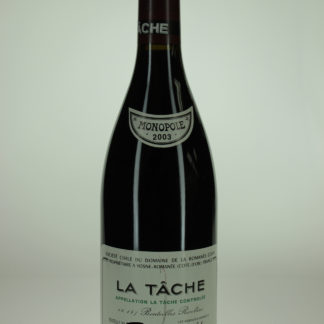 2003 DRC Tache - 750 mL