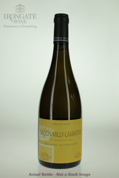 2004 Heritiers Comtes Lafon Macon Milly Lamartine - 750 mL
