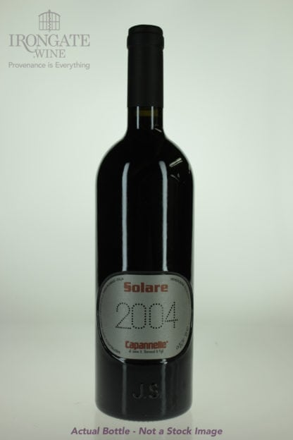 2004 Capannelle Toscana Solare - 750 mL