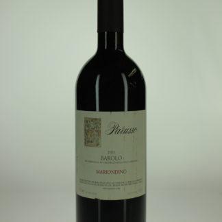 2001 Parusso Barolo Mariondino - 750 mL
