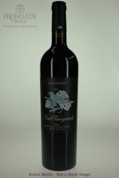 2008 Lail Napa Cabernet Sauvignon Blueprint - 750 mL