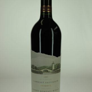 1997 Mondavi Napa Reserve Cabernet Sauvignon - 750 mL