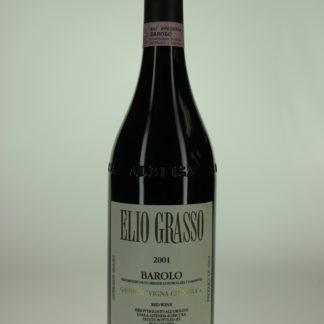 2001 Elio Grasso Barolo Gavarini Chiniera - 750 mL