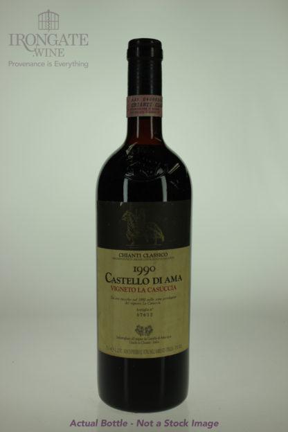 1990 Castello Di Ama Chianti Classico Casuccia - 750 mL