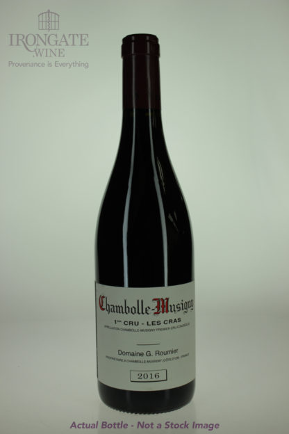 2016 Georges Roumier Chambolle Musigny Cras - 750 mL