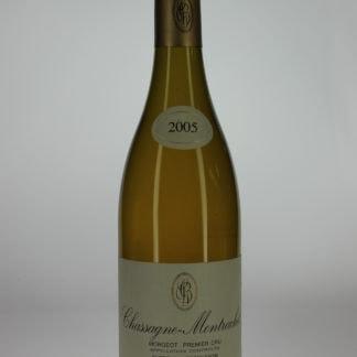 2005 Jean-Marc Blain-Gagnard Chassagne Montrachet Morgeot Blanc - 750 mL
