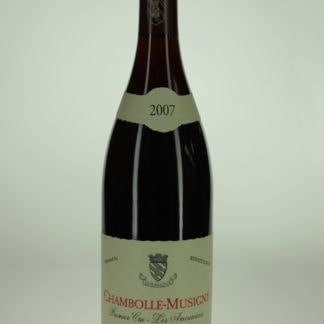 2007 Francois Bertheau Chambolle Musigny Amoureuses - 750 mL