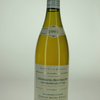 2005 Michel Niellon Chassagne Montrachet Champs Gains - 750 mL