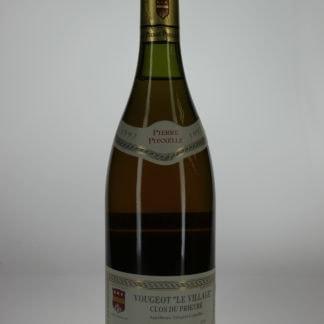 1997 Pierre Ponnelle Vougeot Village Clos Prieure - 750 mL