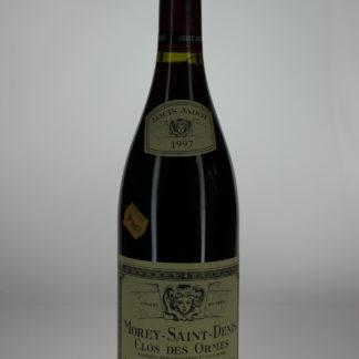 1997 Louis Jadot Morey Saint Denis Clos Ormes - 750 mL