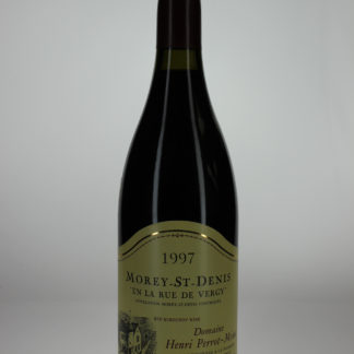 1997 Perrot Minot Morey Saint Denis Rue Vergy Rouge - 750 mL